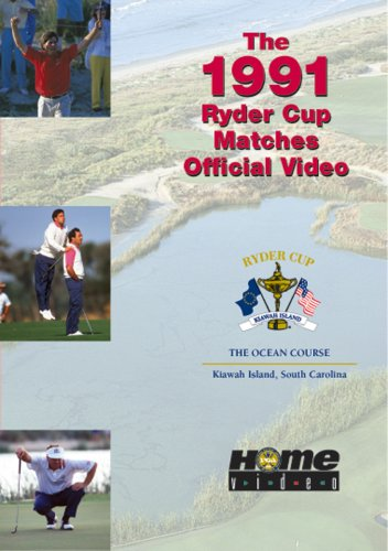 1991 RYDER CUP MATCHES