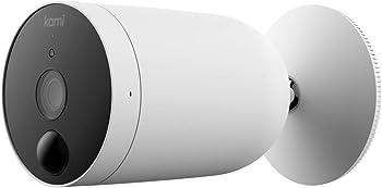 Kami Wireless Outdoor Security Camera 1080P Home Surveillance System