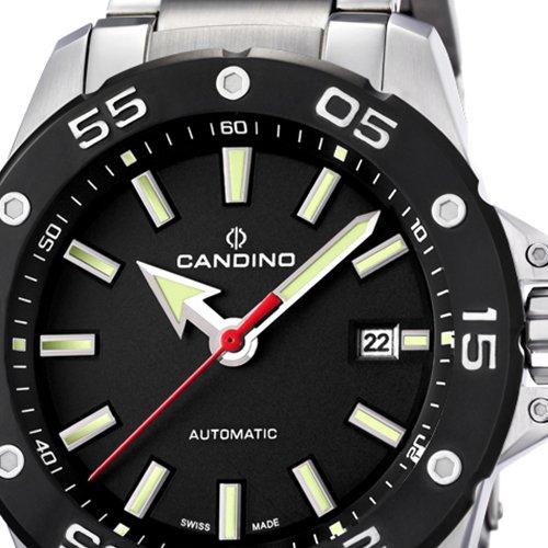 ebade1f054b7 Reloj Candino Planet Solar Automatic C4452 4  Amazon.es  Electrónica