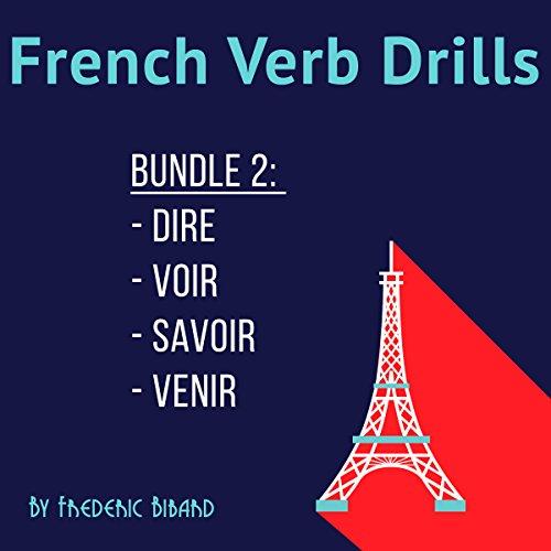french verb drills - 8