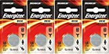 Energizer ECR2032 Watch Batteries 4 Pcs