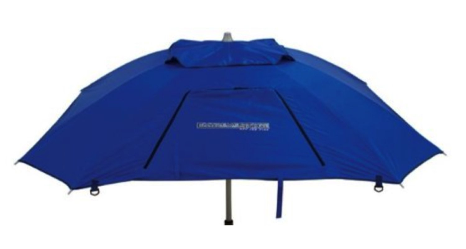 Rio Extreme Shade 8 ft Umbrella for Beach and Sporting Events by Rio Brands