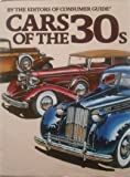 img - for Cars of the Thirties book / textbook / text book
