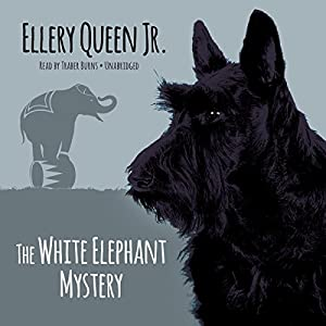 The White Elephant Mystery Audiobook