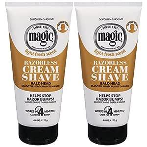 Amazon.com: Crema de afeitado para hombres de SoftSheen ...