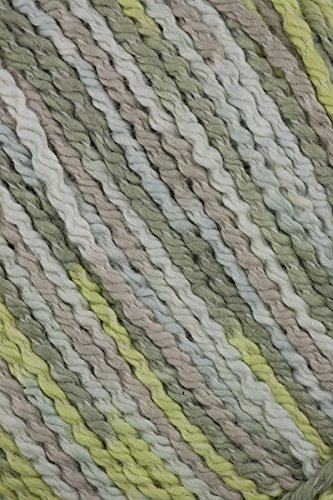 Amazon Crystal Palace Cotton Twirl Print Knitting Yarn