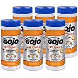 GOJO Fast Towels for Hands and Surface, Fresh