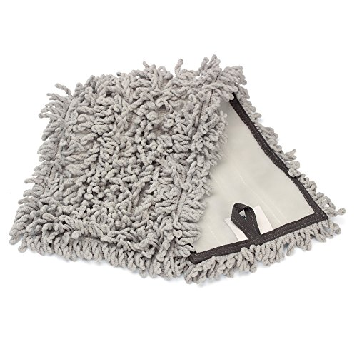 Cedar Creek Professional Grade 36'' Microfiber Dust Mop Refill Pad with Hook & Loop Style Attachment for Universal Fit on any Hook & Loop Style Frame, 12 Count by Cedar Creek (Image #1)