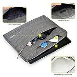 Laptop Shoulder Bag, 12-13.3 inch Laptop Case, Slim