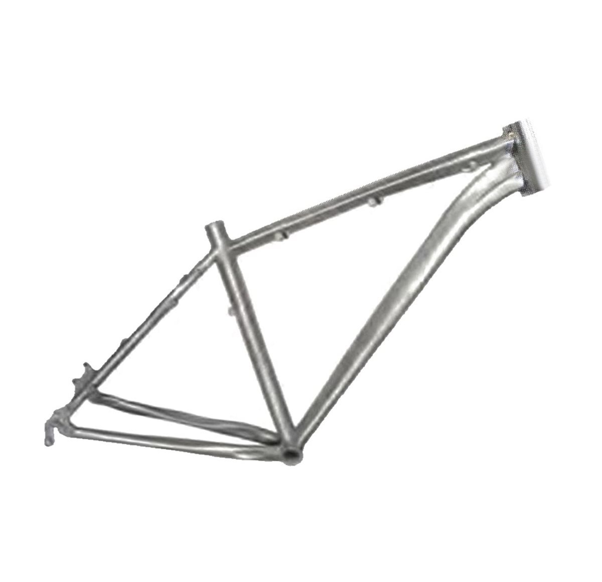 """& 039;Ridewill Bike Rahmen 29 """"MTB 1 – 1 8"""" Gr. 38 Disco Is Alu roh (MTB) Frame 29 """"MTB 1 – 1 8 Größe 38 is Disc RAW Alloy (MTB)"""