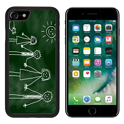 msd-premium-apple-iphone-7-aluminum-backplate-bumper-snap-case-iphone7-drawing-of-family-image-12219