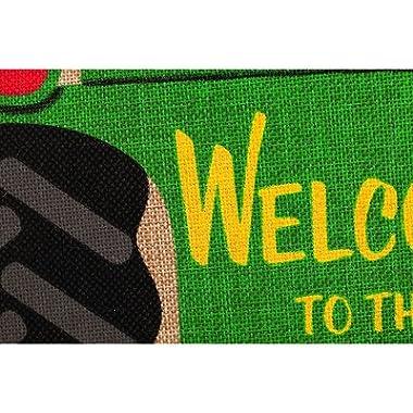 Welcome Tractor Door Hanger