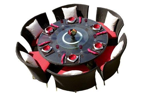 Price comparison product image International Design USA Maxim 7-Piece Outdoor Dining Set
