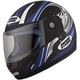 Studds Bravo Helmet Devil Matt BK N1 (L)