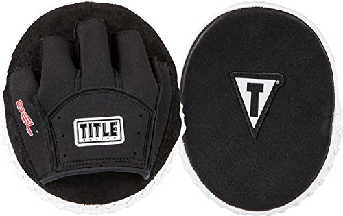 TITLE GEL� Tech Punch Mitts