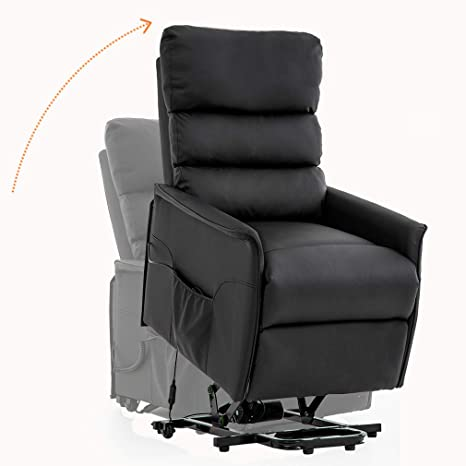 Excellent Fdw Lift Chair For Elderly Recliner Power Lift Chair Recliner Clearance Electric Recliner Wall Hugger Recliner Chair With Remote Controlblack Gamerscity Chair Design For Home Gamerscityorg