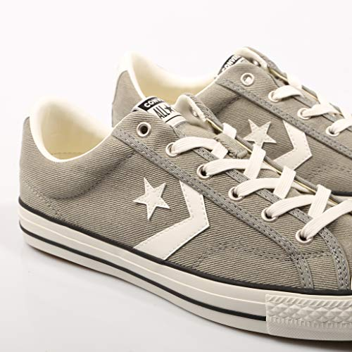 egret black Da Converse Ox Dark adulto Ginnastica Scarpe Star Player Stucco Unisex qwvgB