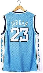 Jordan Basketball Jersey 23#, North Carolina Basketball Fans Apparel Shirts