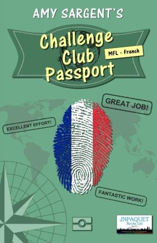 Challenge Club Passport: MFL - French