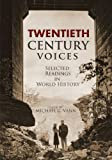 Twentieth Century Voices, , 1621312321