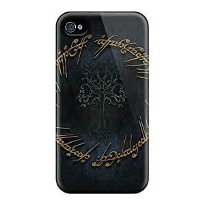 Circle the Lord of the Rings Phone Case for Iphone 4 4s At the Comebuy Lucky Store