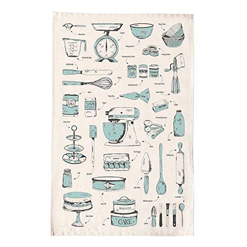 Baking Delight Tea Towel