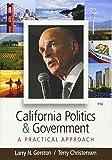 California Politics and Government 11th Edition