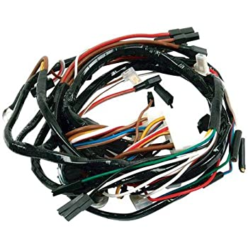 ford tractor main wiring harness fits series. Black Bedroom Furniture Sets. Home Design Ideas