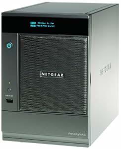 NETGEAR ReadyNAS Ultra 6 (6-bay, diskless) Network Attached Storage, latest generation RNDU6000