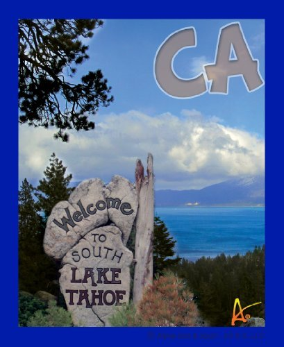 National Monument Postcard (Best Ultimate Iron On Lake Tahoe Travel Collectable Souvenir Patch - National Parks & Monuments Souvenir Postcard Type Quality Photos Graphics - Lake Tahoe)