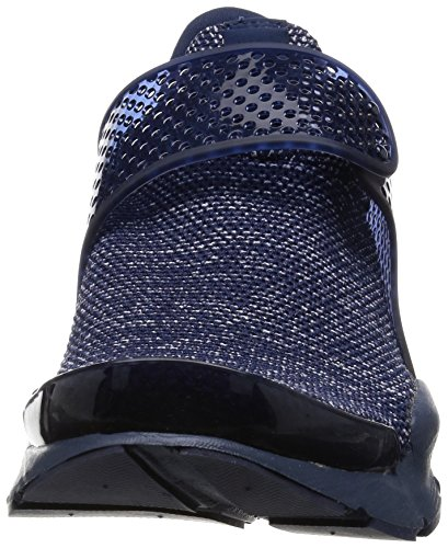 Nike Uomo Sock Dart Br Midnight Navy / Midnight Navy Scarpa da running 10 Men US