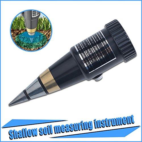 Nynoi home garden tools moisture sensors Soil PH Meter Soil Moisture Meter With pH Meter VT-05 DIgital Soil PH Meter pH Range 3~8ph, Moisture Range 1~8