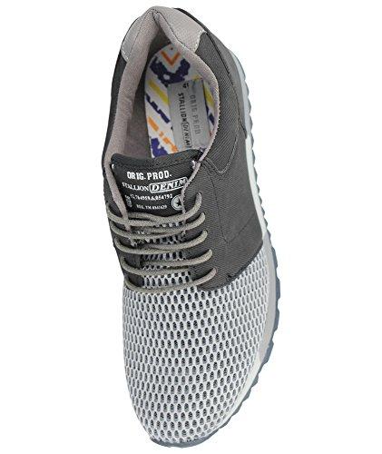 À Gym De Footwear Filet Pour Sports Foster Course Baskets Homme Léger 6 Décontracté Lacets Maille En Confort Chaussures Taille SYZdqOqw