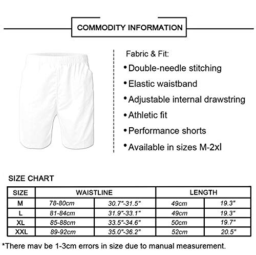SARA NELL Mens Swim Trunks Horseshoes and Succulents Surfing Beach Board Shorts Swimwear