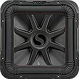 KICKER 45L7R122 12 1200 Watt L7R Car Subwoofer, Solo-Baric Sub L7R122 DVC 2-ohm
