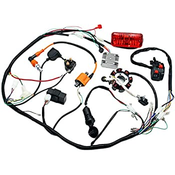Amazon Com Complete Electrics 4 Stroke Atv Quad 150 200 250 300cc