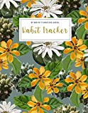 Habit tracker journal monthly: Daily Habit tracker