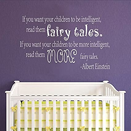 Amazoncom Wall Decal Decor Albert Einstein Wall Quote If You
