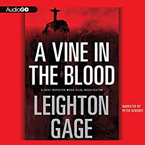 A Vine in the Blood Audiobook