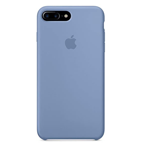 the best attitude d71e9 4b676 Kekleshell iPhone 8 Plus Silicone Case, iPhone 7 Plus Silicone Case, Soft  Liquid Silicone Case with Soft Microfiber Cloth Lining Cushion - 5.5inch ...