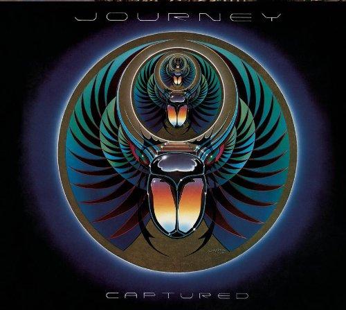 CD : Journey - Captured: Live (CD)