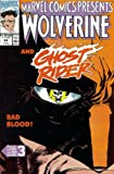 img - for Marvel Comics Presents #64 : Wolverine, Ghost Rider, Poison, Fantastic Four, & Blade (Marvel Comics) book / textbook / text book