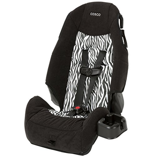high back booster seat - 7