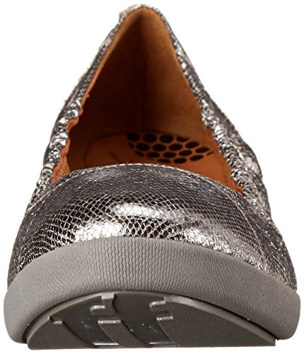 BALLERINA F PEWTER LEATHER tm POP WU8HxwTqRg