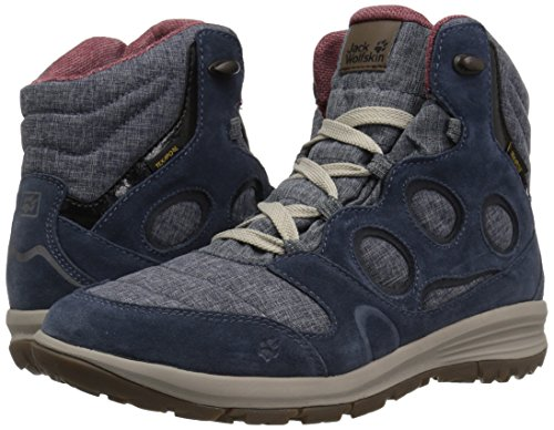Donna Jack Scarpe Mid Wolfskin Vancouver Texapore x4xFSdw