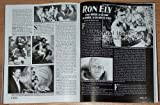 Filmfax Magazine 132 IRON SKY Nazi UFOs Tarzan EDGAR RICE BURROUGHS Ron Ely MASTERS OF THE UNIVERSE Velda HE-MAN Dolph Lundgren AL JAFFEE 2012 C (Filmfax Magazine)