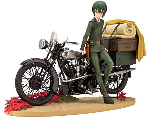 ARTFX J Kino's journey-the Beautiful World-the Animated Series Kino [limited comes with Edition, 1 / 10 scale PVC pre-painted PVC figure ()