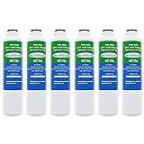 AquaFresh Replacement Water Filter for Samsung RF28HMEDBSR/AA Refrigerators 6 Pk