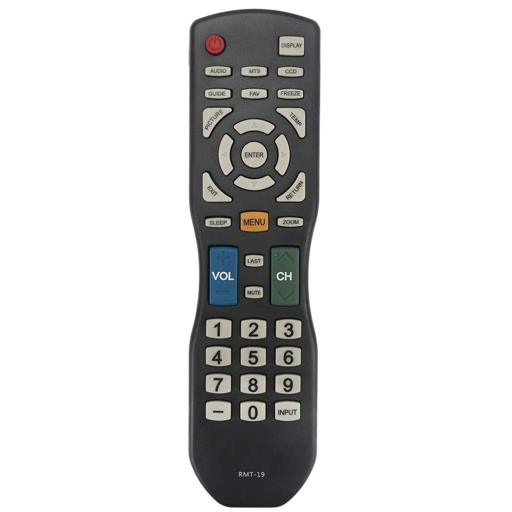 RMT-19 リモコン Westinghouse TV VR-4625 VR4625用 B07MV1VHBX