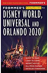 Frommer's Easyguide to Disney World, Universal and Orlando 2020 Paperback